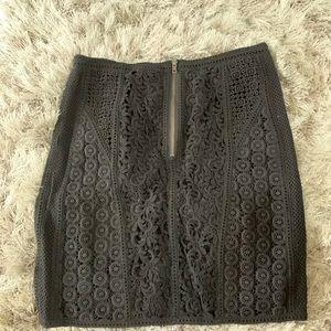 Yoana Baraschi black skirt